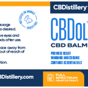CBDol® Topical – CBD Salve – 500mg